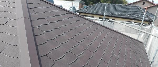 埼玉県白岡市 K様邸 屋根塗装・外壁塗装・付帯部塗装 (46)